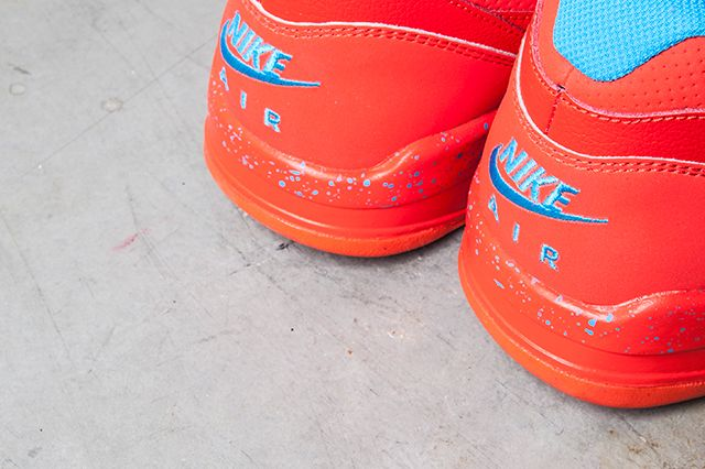 Nike Air Flight 13 Light Crimson Base Grey 3
