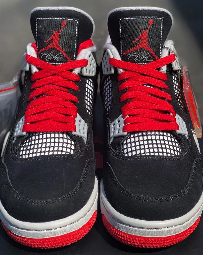 Drake X Air Jordan 4 Ovo Splatter Sample 1