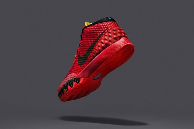 Nike Introduces The Kyrie Red Sneak 6