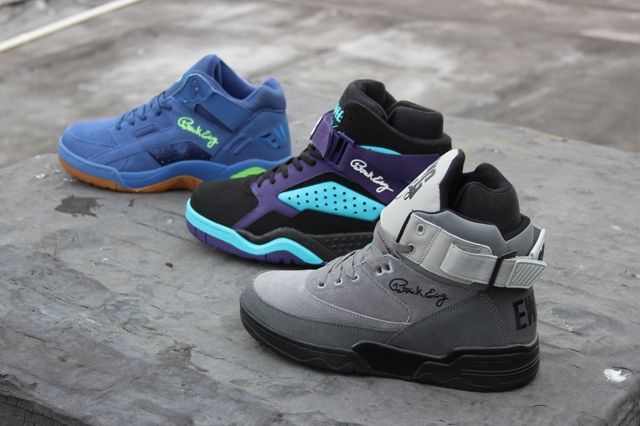 Ewing Athletics January Retro Collection 2015 1