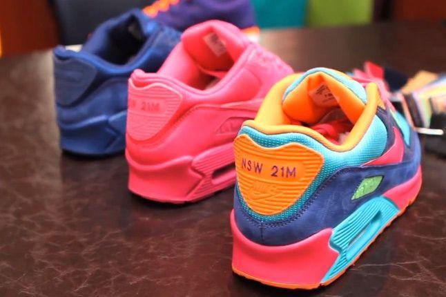 Nike Id Air Max 90 3 1