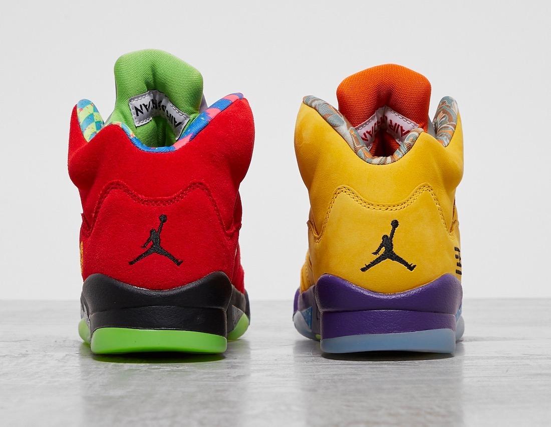 Air Jordan 5 What The GS