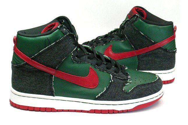 Nike Dunk Sample Gucci Pair 1