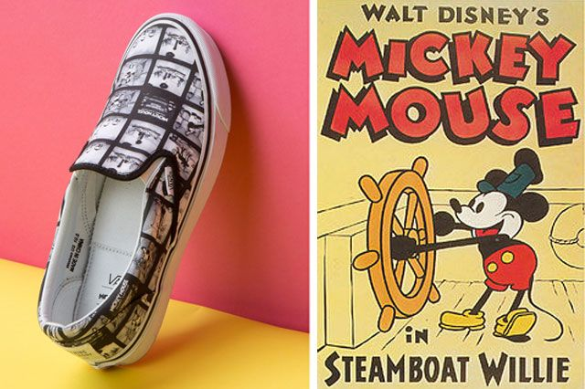 Mickey Mouse X Opening Ceremony X Vans Steamboat Willie Feature2