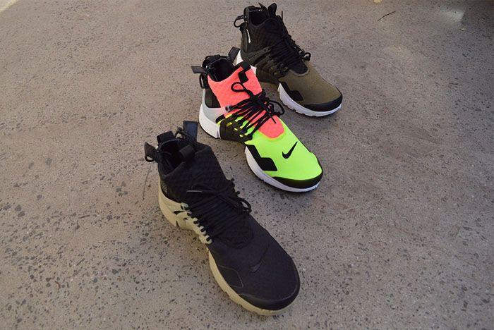Acronym X Nike Air Presto Pack 2