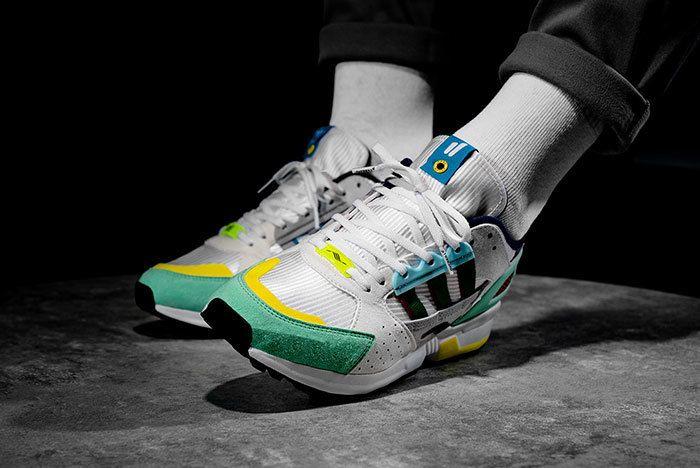 Overkill X Adidas Zx10000 Consortium Sneaker Freaker7