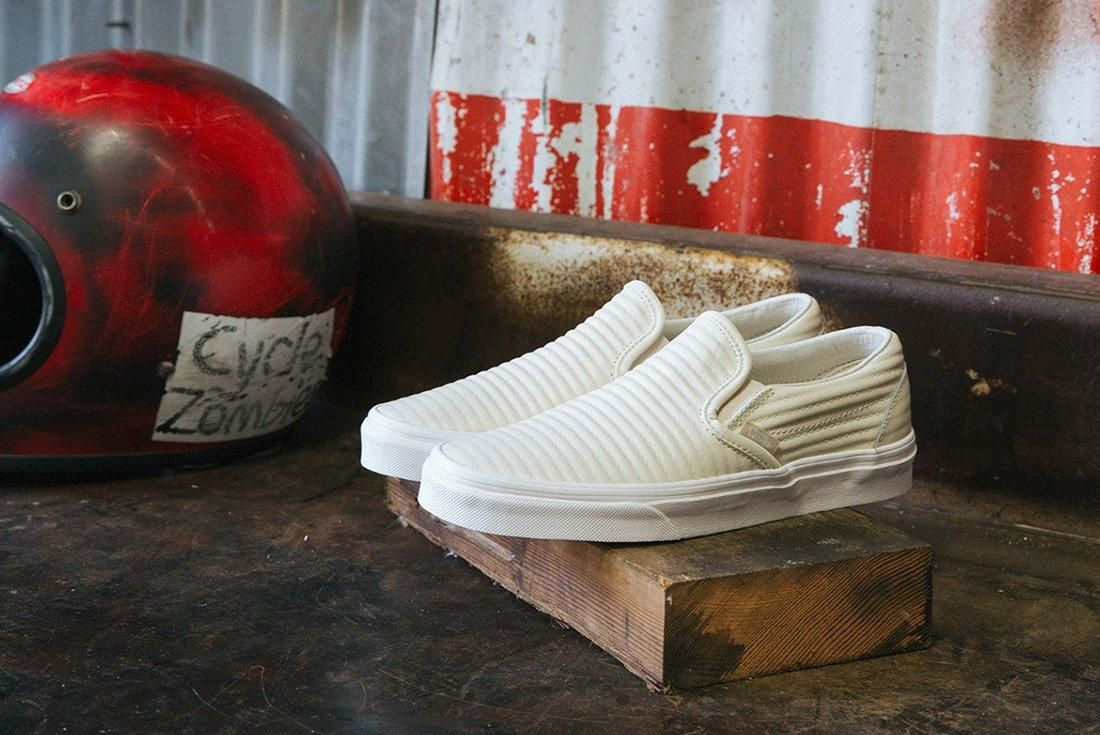 Vans Moto Leather Collection 6