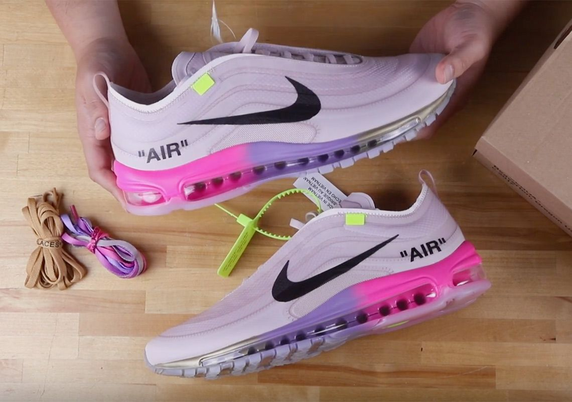 Off White Nike Air Max 97 Serena Williams