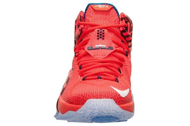 Nike Le Bron 12 Usa 3