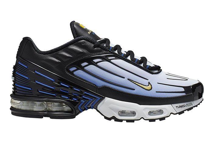 Nike Air Max Plus Iii Blue Right