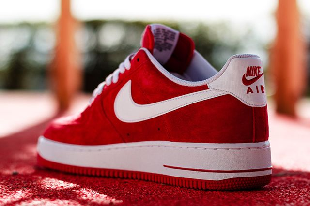 Nike Air Force 1 Low Gym Red5