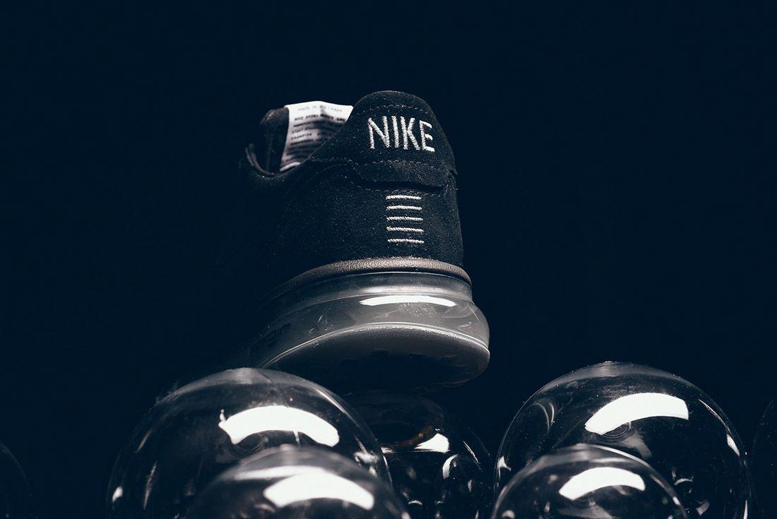 Nike Ld Zero Suede Navy Black 5