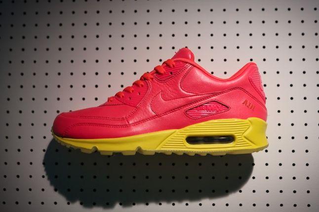 Nike Air Max Anniversary London Am90 Red 1