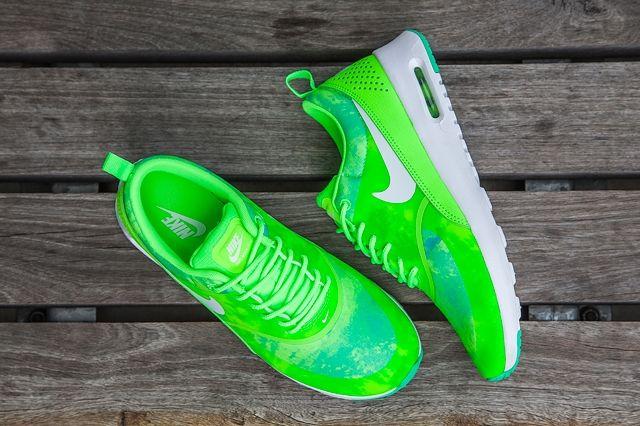 Nike Air Max Thea Flash Lime Bumper 2