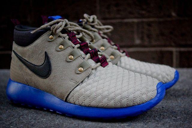 Nike Roshe Run Sneakerboot Bamboo 2
