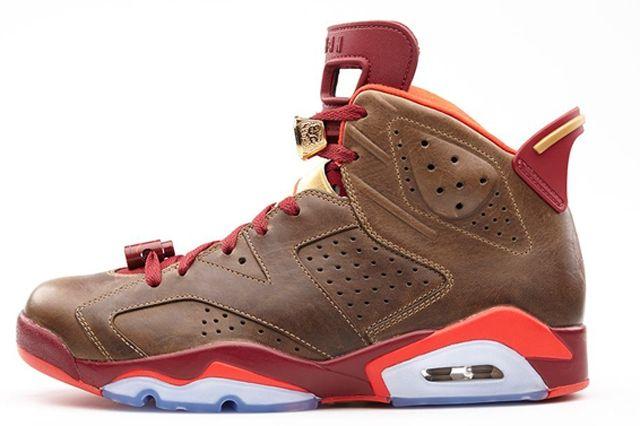 Air Jordan 6 Retro Celebration Collection 1