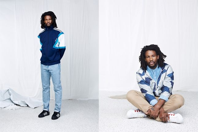 Adidas Originals Superstar Lookbook 1