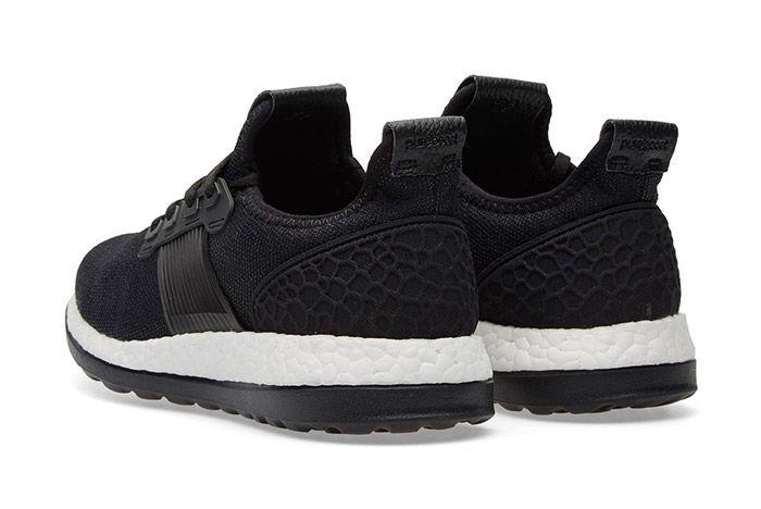 Adidas Pure Boost Zg Ltd Black 2