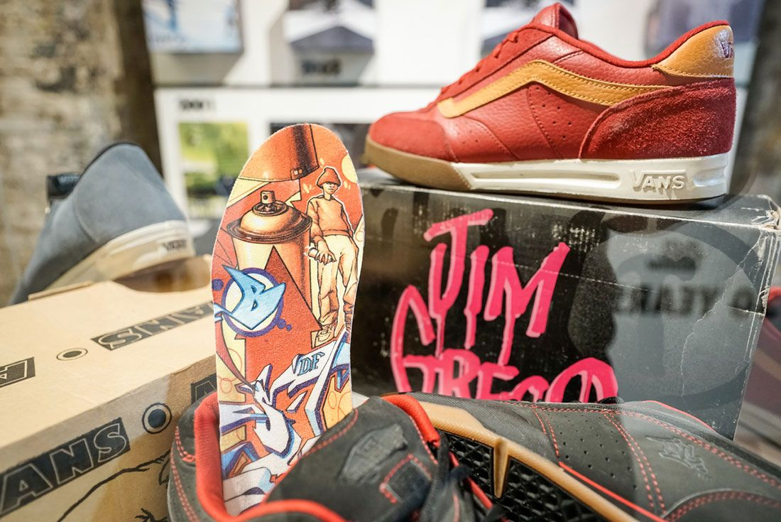 Made For Skate 2019 10Th Anniversary London Launch Recap Vans Jim Greco