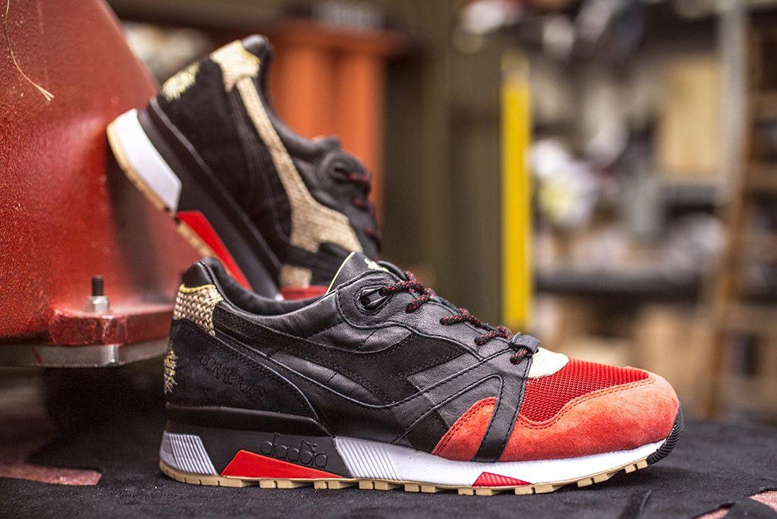 Limiteditions Correfocs Diadora Highlight Reel Sneaker Freaker 2