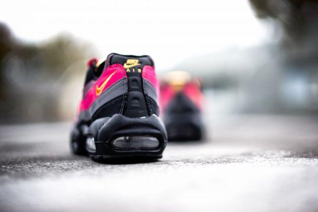 Nike Air Max 95 Tuscan Rust 3