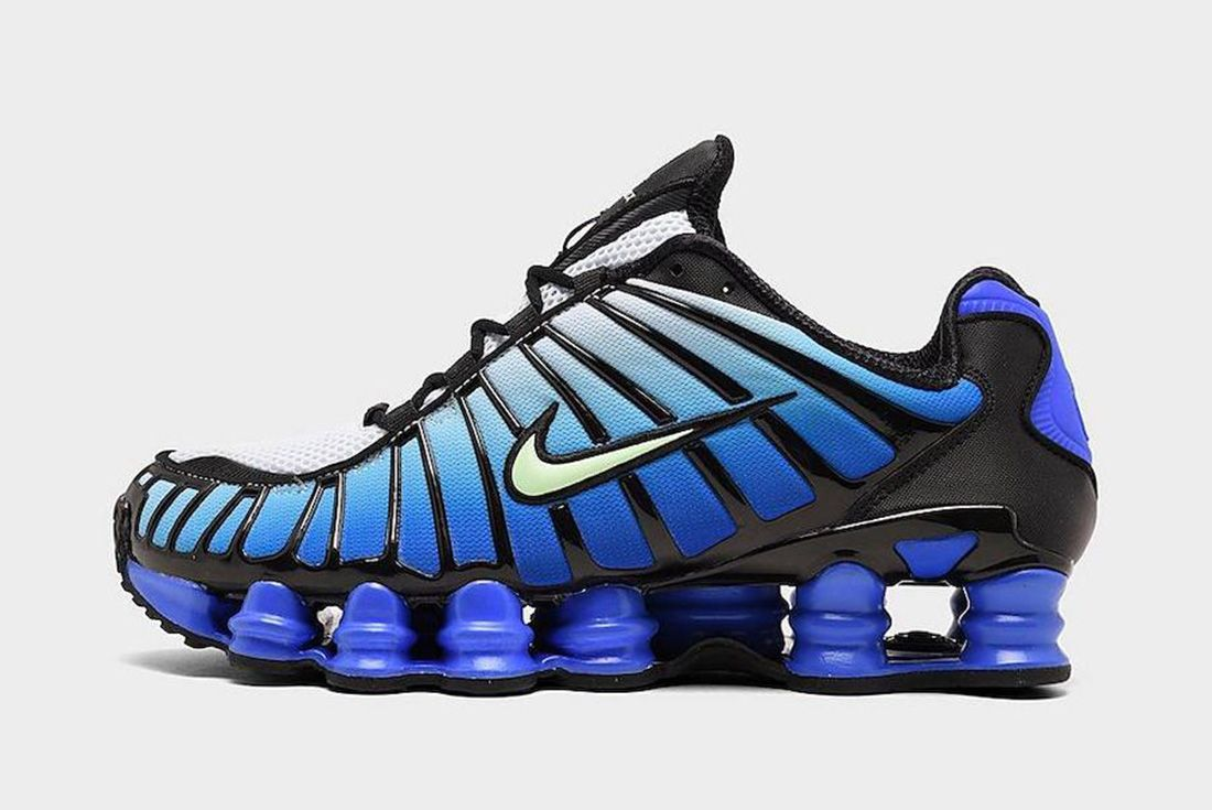 This Nike Shox TL Shows Shades of TN - Sneaker Freaker