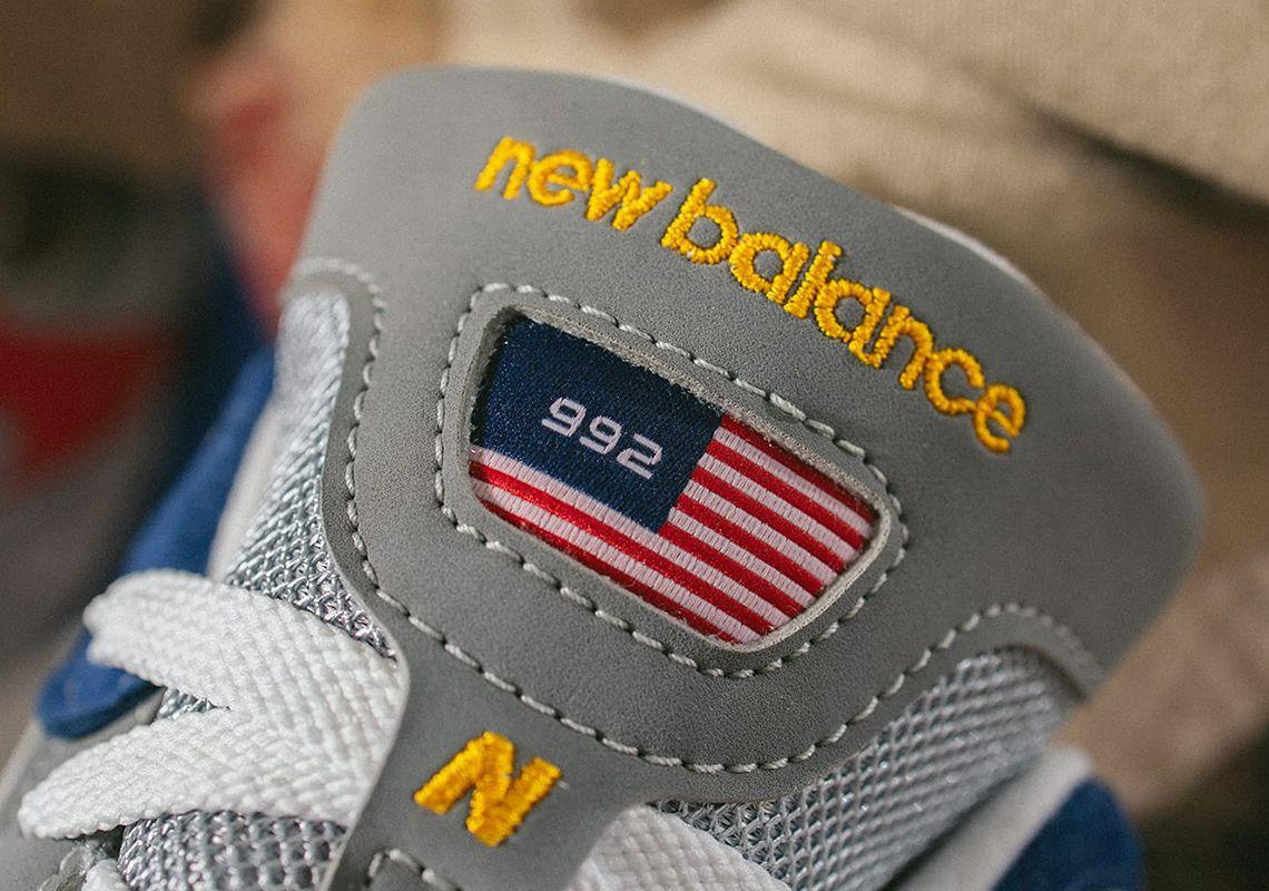 DTLR x New Balance 992