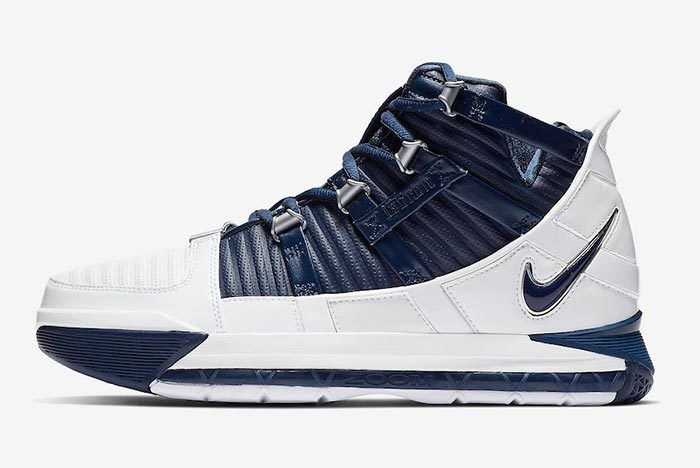 Nike Zoom Lebron 3 Official Images 6
