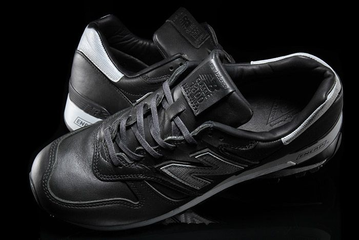 New Balance 1300 Made In Usa Age Of Exploration Black Leather 5