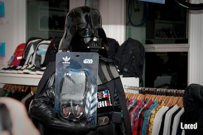 Adidas Star Wars Laced Darth Vader Torsion 2
