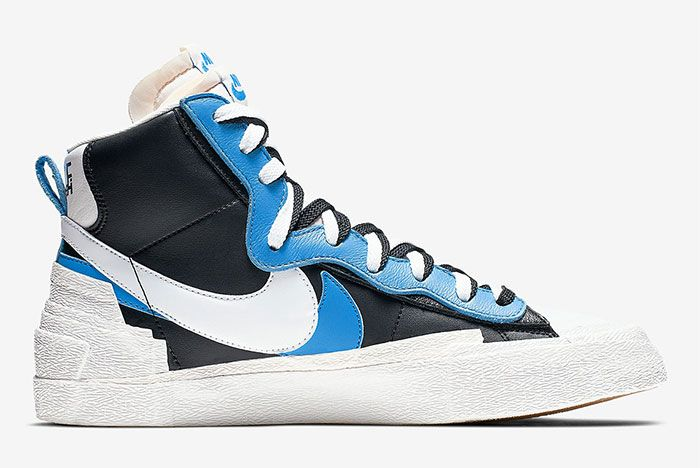 Sacai Nike Blazer Wafle Side Shot 16
