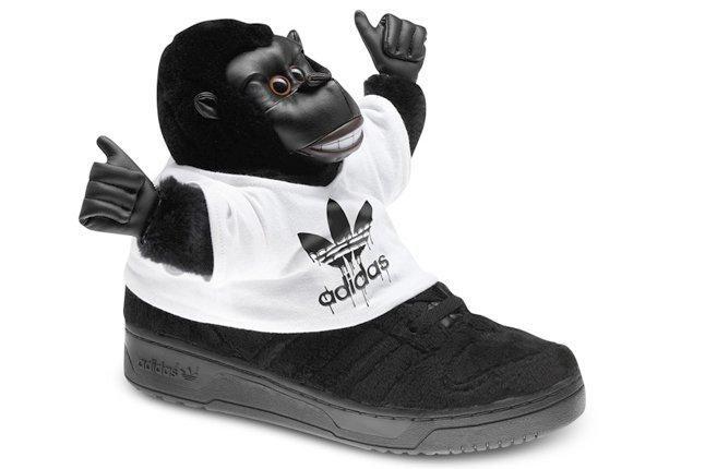 Jeremy Scott Gorilla 1 1