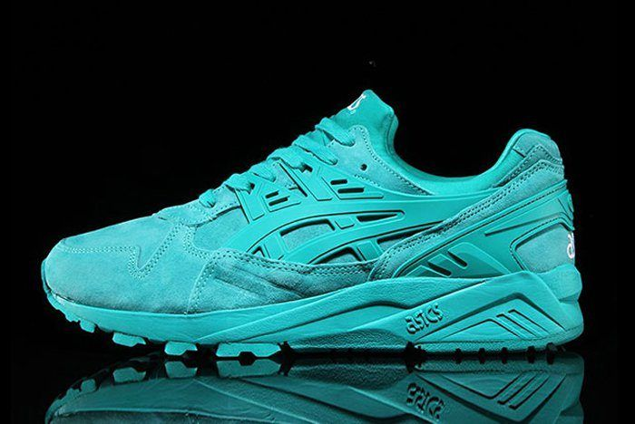 Asics Gel Kayano Trainer Spectra Green 5