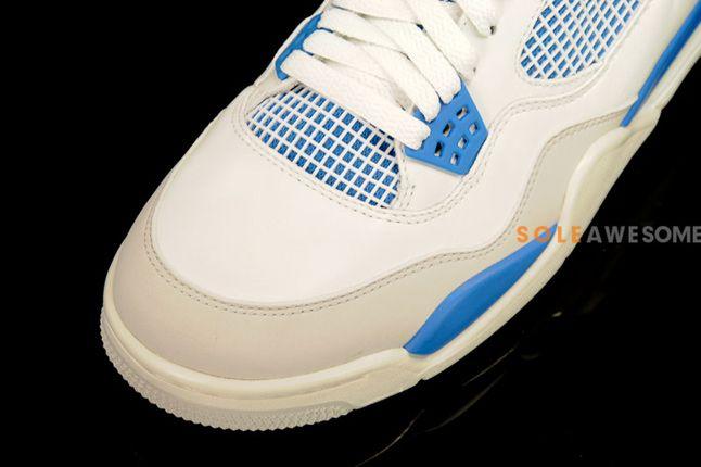 Air Jordan 4 Military Blue 07 1