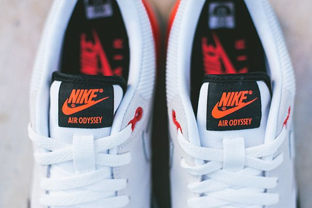 Nike Air Odyssey Sumit White 21