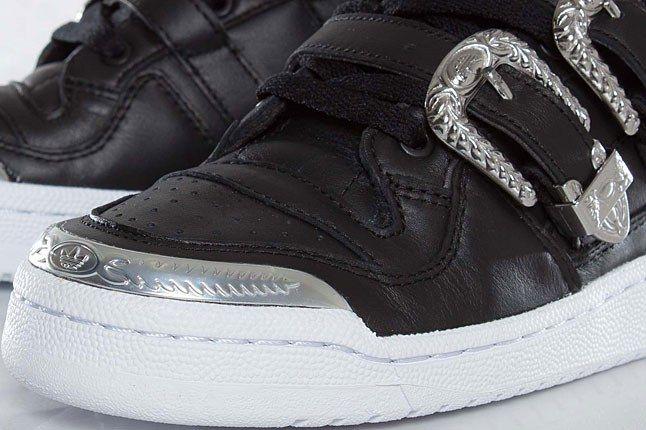 Adidas Silver Forum Hi 1