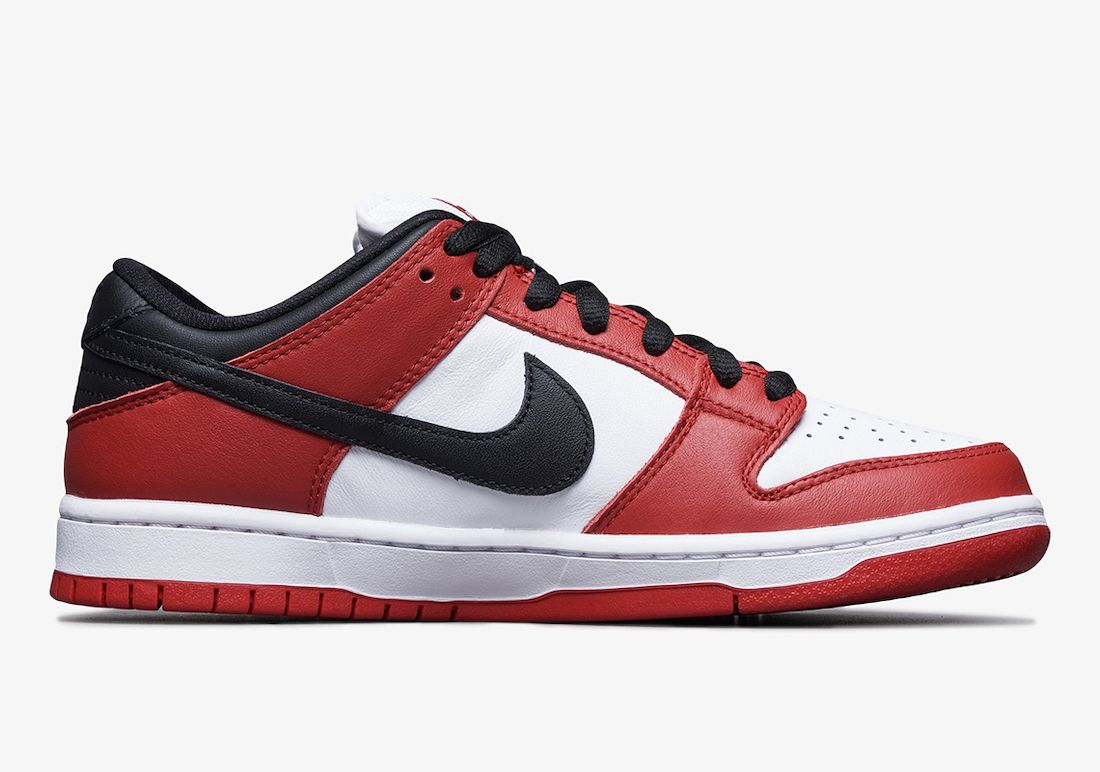 Nike SB Dunk Low Pro Chicago Right