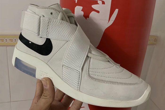 Nike Air Fear Of God 180 Light Bone 1