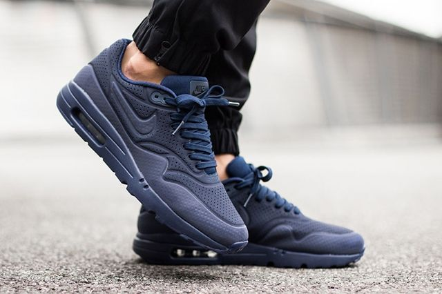 Nike Air Max 1 Ultra Moire Navy 4