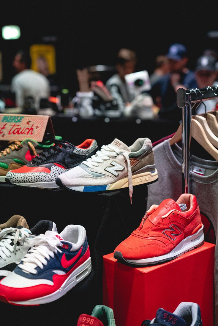 Sneakerness Zurich 2019 Event Recap 46 Concepts New Balance 998