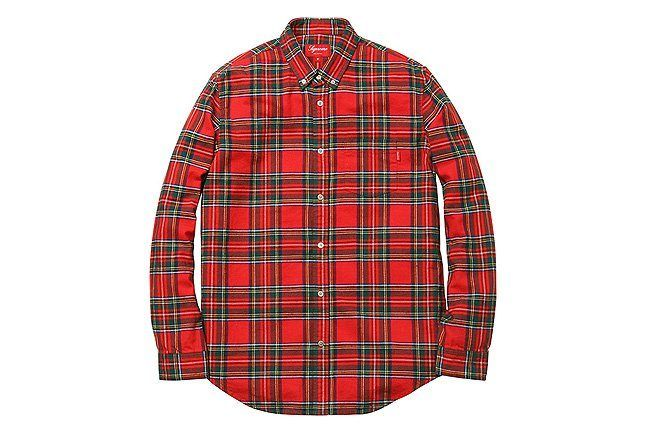 Tartan Plaid Shirt 1