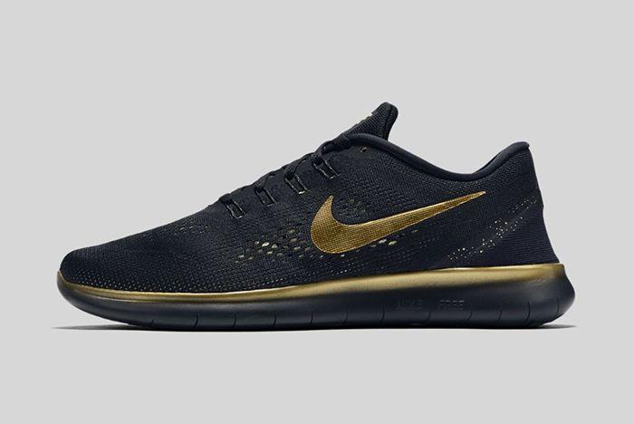 Nike Running Black Gold Pack