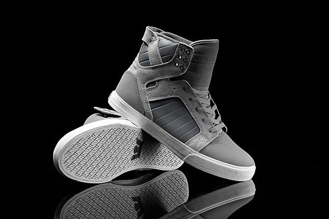Supra Skytop Cool Grey 1 1