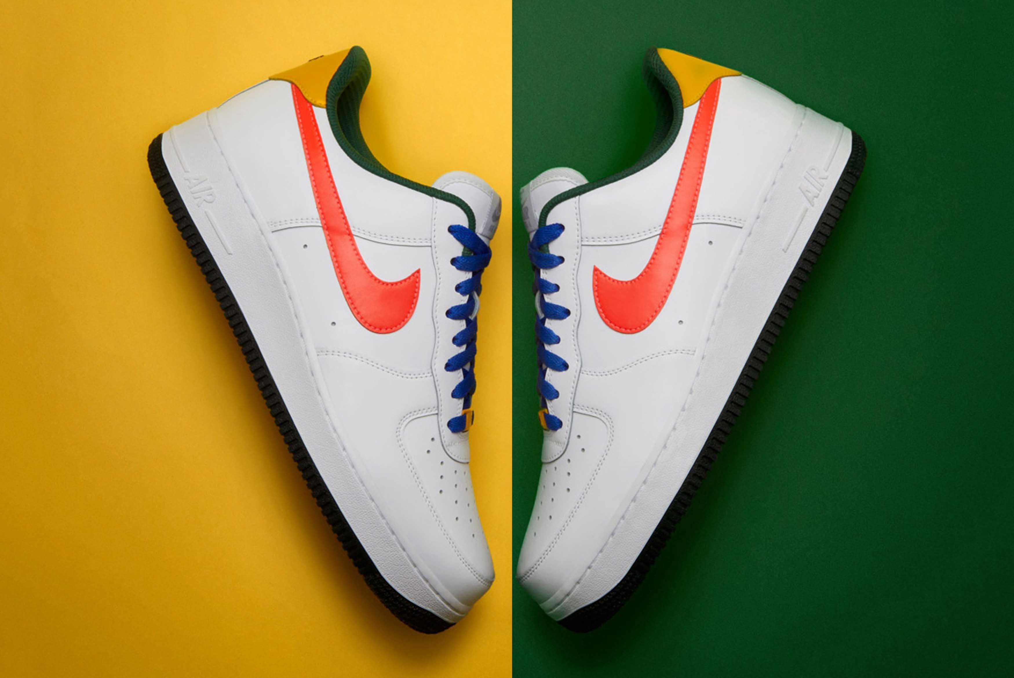 Ruba Abu Nimah Nike Air Force 1 Low Love 1 Sneaker Freaker
