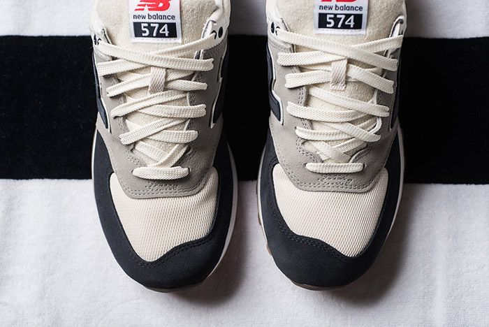 New Balance 574 Terry Cloth Pack 8
