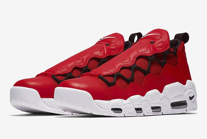 Nike Air More Money Red 6