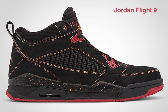 Jordan Flight 9 Red 1