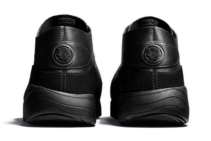 Marvel Clarks Black Panther Trgenic Evo 26134980 Sneaker Freaker 1