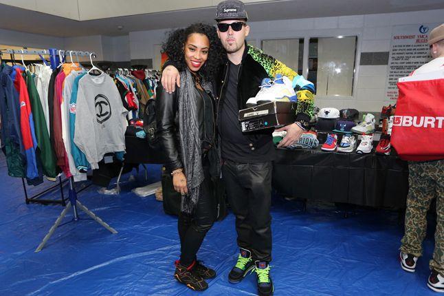 Sneaker Con Atlanta 2013 Jordan 4 5 1