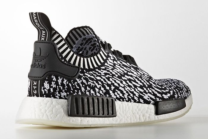 Adidas Nmd R1 Zebra 1